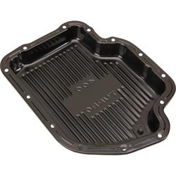 Black Steel GM TH-400 Transmission Pan 1-7/8 Inch Deep