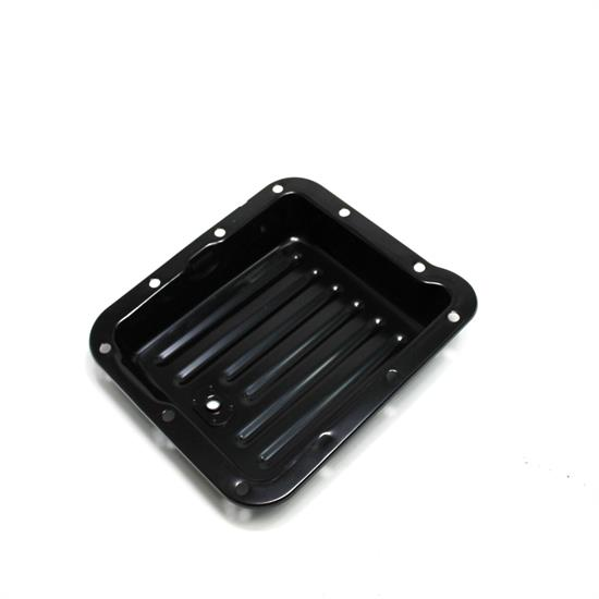 Garage Sale - Ford C4 Transmission Pan, Case Fill Style, Black Steel