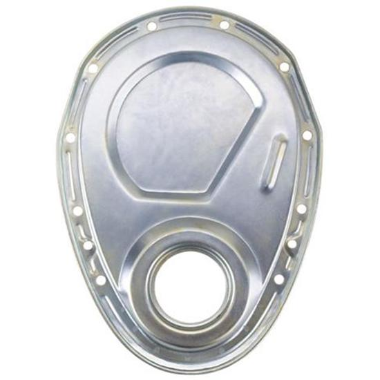 Small Block Chevy Steel Timing Chain Cover