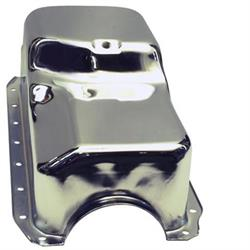 Mopar 360 Stock Sump Chrome Oil Pans