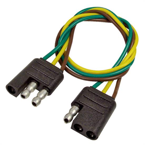 Pico 1872A 3-Way Trailer Electrical Connector, 12 Inch