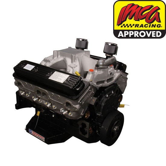 Chevrolet Performance 88869604 CT400 IMCA-Sealed 604 Crate Engine