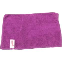 Speedway Terry Velour Towel, 11 x 7-3/4 Inch