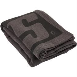Speedway Motors Carbon Fleece Blanket, 78x62 Inches