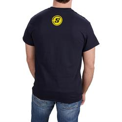 Speedway Racing Engines T-Shirt, Black