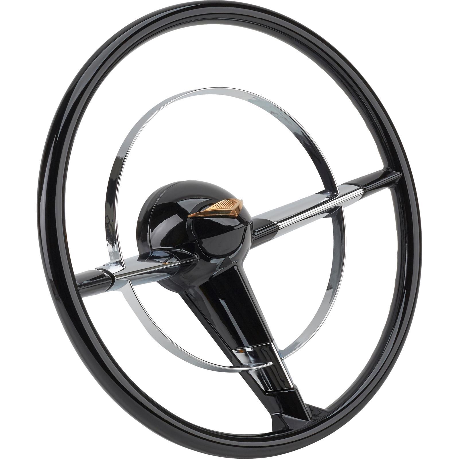 1955 chevy steering column diagram speedway 1955 56 chevy car 15 inch steering wheel  1955 56 chevy car 15 inch steering wheel