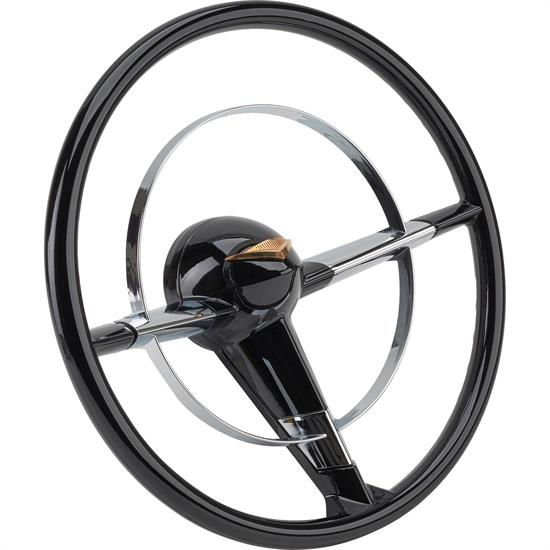 Sdway 1955-56 Chevy Car 15 Inch Steering Wheel on