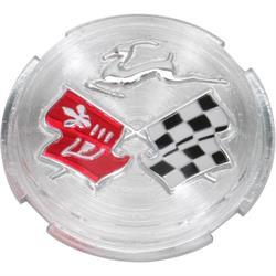 Trim Parts 2024 Horn Ring Emblem, 1958-1960 Impala