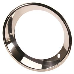Stainless Steel Beauty Ring, 15 In GM Rally Wheel, 2.25 In Wide
