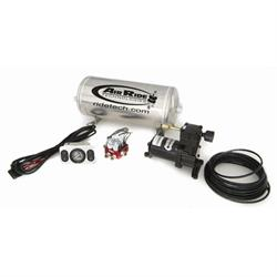 RideTech 30142000 Air Ride Compressor RidePro 2-Way, 4-Wheel System