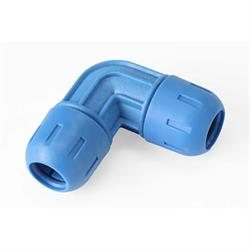 RapidAir F2003 1 Inch Fast Pipe 90 Degree Elbow