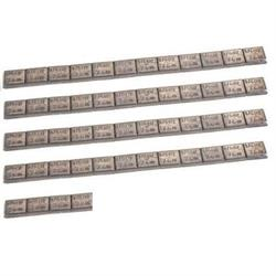 Quick Stick Wheel Weights, Low Profile 52 Strips