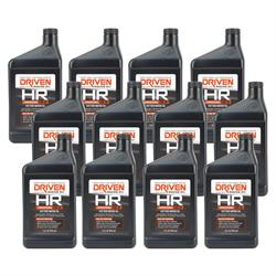 Driven Racing Oil 02007 HR2 Conventional 10W30 Motor Oil, 12 Quarts
