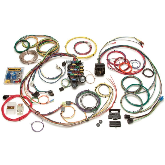 painless 20101 1967 1968 camaro firebird 24 circuit wiring harness 1968 Camaro Horn Wiring Diagram