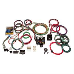 Painless Wiring 20103 21 Circuit Universal Mucscle Car Wiring Harness