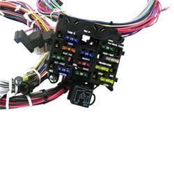 painless 20110 1966 1967 chevy ii nova 21 circuit wiring harness  chevy nova