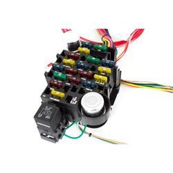 painless wiring 20128 26 circuit wiring harness, 1968 chevelle/malibu  speedway motors