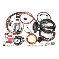 Painless Wiring 20130 26 Circuit Wiring Harness, 70-72 Chevelle/Malibu