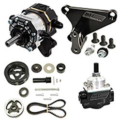 KSE Racing KSC2020-002 Belt Drive Tandemx Pump, SBC Crate Kit, 604