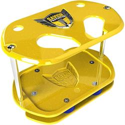 Savior Products SC-O34-Y Show Case Battery Box, Optima 34, Yellow
