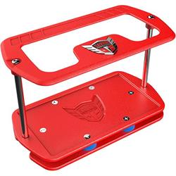 Savior Products PC-27-R Pro Case Battery Box, Series 27, Red
