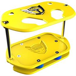 Savior Products PC-O34-Y Pro Case Battery Box, Optima 34, Yellow