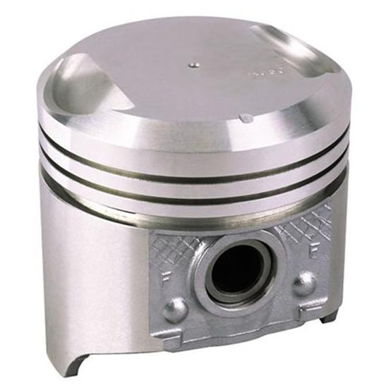 392 Hemi Oversized Aluminum Piston Set 101 Comp
