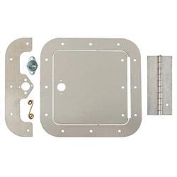 Universal Aluminum Access Door, 6 x 6 Inch