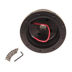 GT Performance 20-6505 GT9 Ford Steering Wheel Adapter Hub, Black