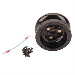 GT Performance 20-7514 GT9 Mopar Steering Wheel Hub, Black Anodized