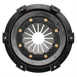 Quarter Master 7.25 Inch 2-Disc Clutch Cover
