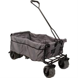 Off Road Folding Wagon, Grey