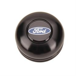 GT Performance 21-1021 GT3 Standard Ford Horn Button, Black Anodized