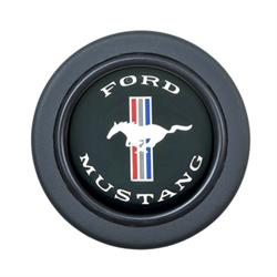 GT Performance 21-1625 Euro Horn Button, Ford Mustang