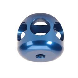 Hi-Tech Aluminum Shift Knob, Blue