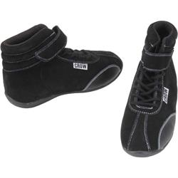 Crow Junior Driving Shoes, Mid Top