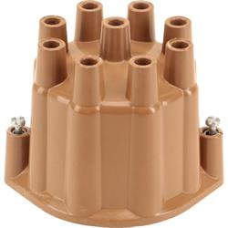 Replacement Points-Type Distributor Cap, Brown