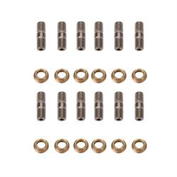Ti64 226 Broached Titanium Header Stud Kit