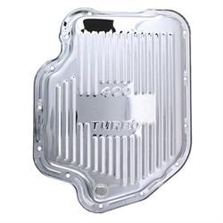 GM TH400 Chrome Steel Transmission Pan