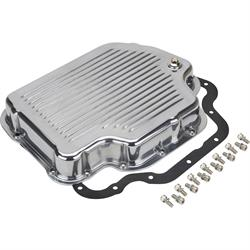 GM TH400 Finned Aluminum Transmission Pan