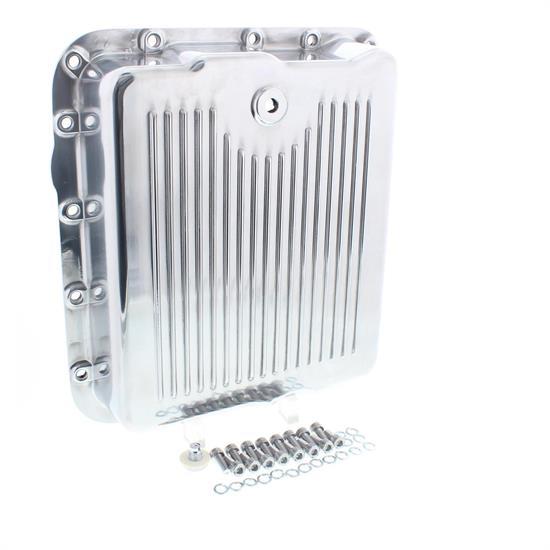 GM 700R4 Finned Aluminum Transmission Pan