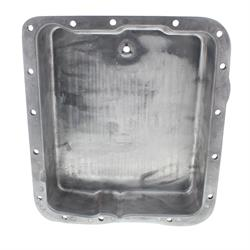 Gm 700r4 Transmission >> Gm 700r4 Finned Aluminum Transmission Pan