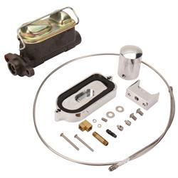 SSBC A 2933CM Ford Dual Bowl Master Cylinder w/ Remote Reservoir