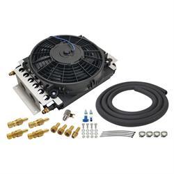 [NRIO_4796]   Derale 13900 Remote Transmission Cooler Kit | Derale Oil Cooler Wiring Diagram |  | Speedway Motors