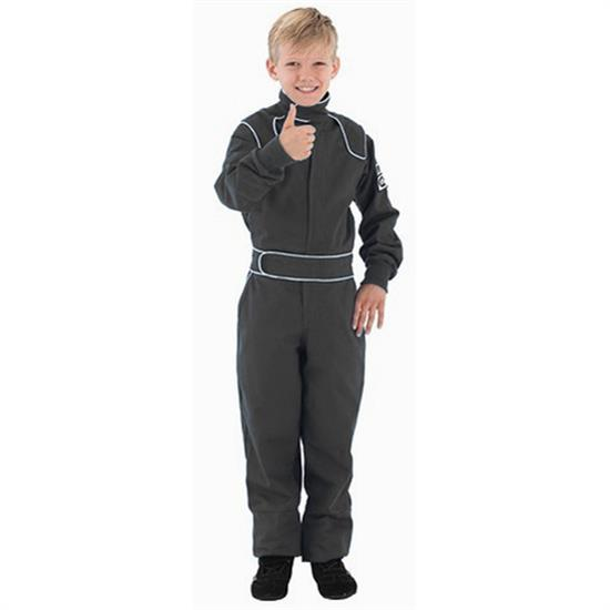 Crow Junior One-Piece Racing Suit, SFI 1