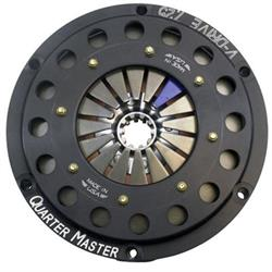 Quarter Master 198108RY S/B Chevy 7.25 Inch 1-Disc Clutch, 10-Spline