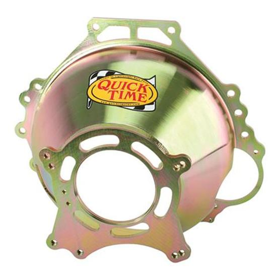 Quick Time RM-6063 Ford 289-351W Steel Bellhousing - T10 & Toploader