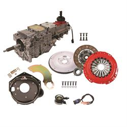 Speedway Motors SBC Transmission Kit, 5-Speed, TKO600, 500 HP