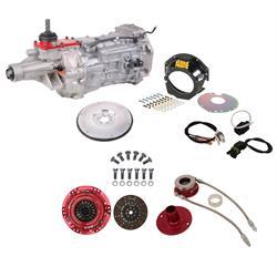 Speedway Motors SBC Transmission Kit, 6-Speed, Tremec T56, 700 HP