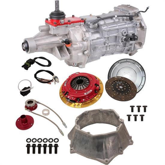 6 Speed Transmission >> Speedway Motors Ls Transmission Kit 6 Speed Tremec T56 700 Hp